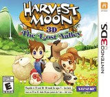 Harvest Moon 3D: The Lost Valley (Nintendo 3DS)